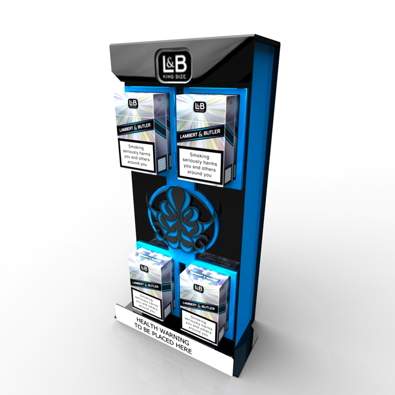 Point of Sale Display – Greenfield Engineering