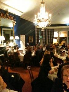 2011 Irish PEN Award Dinner at Royal St. George Yacht Club