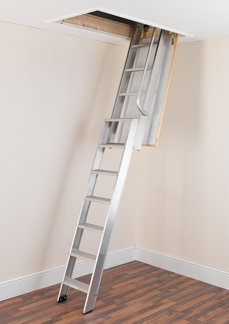 Timber loft ladder , aluminium loft ladders, timber deluxe, aluminium deluxe. easiway, spacemaker, concertina, telescopic, loft flooring, loft insulation, loft windows, loft rooms, attic rooms, play rooms, attic office, loft lights, loft hatch, enlarged opening, balustrade, folding ladders, loft space.