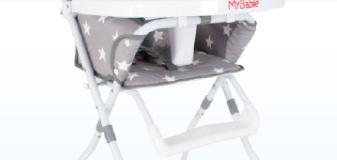 My Babiie Compact Highchair