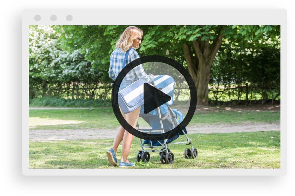 My Babiie MB01 Stroller Snapshot