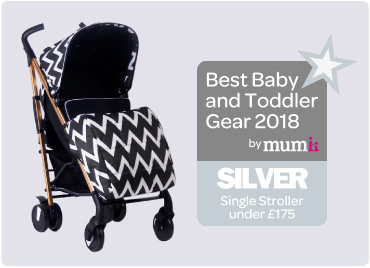 My Babiie Award Best Single Stroller