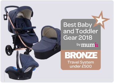 My Babiie Best Travel System under £500