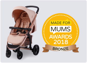 My Babiie Award Rose Gold Billie Faiers Pushchair