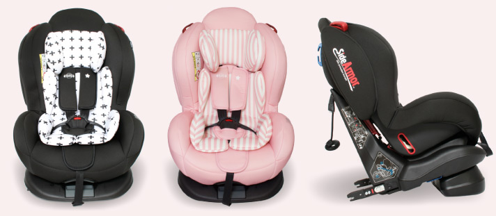My Babiie Group 012 Car Seats