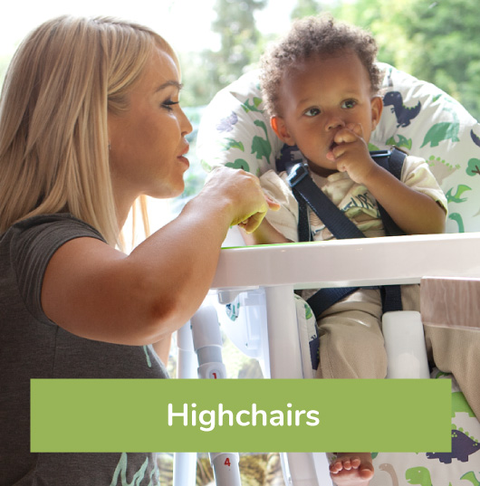 My Babiie Highchairs