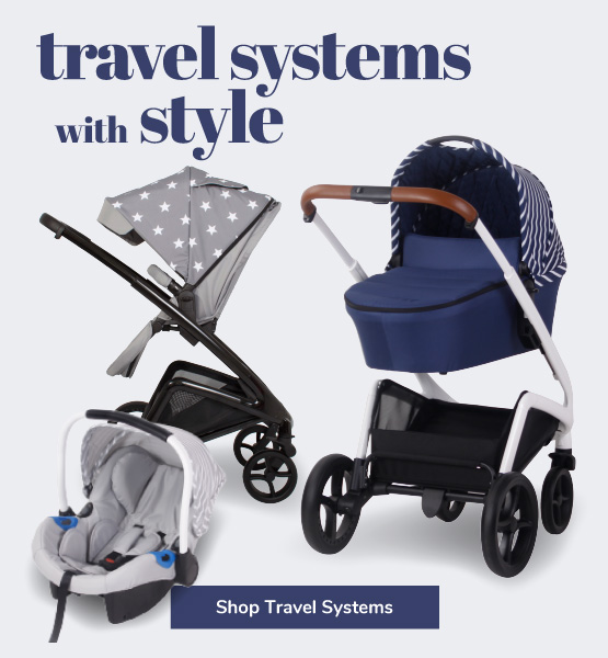 My Babiie Travel Systems