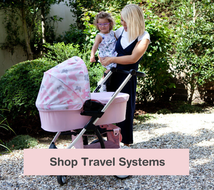 My Babiie Katie Piper Billie Faiers Travel Systems Prams