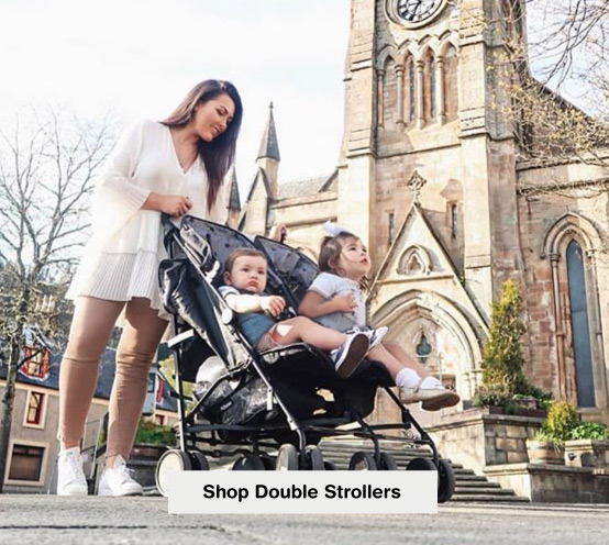 My Babiie US Twin Strollers