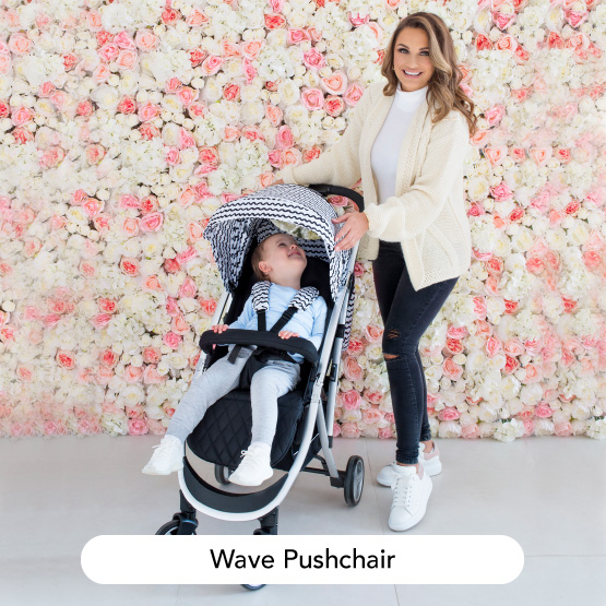 Wave Super light Pushchair - Dreamiie by Samantha Faiers