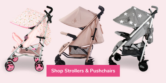 My Babiie pushchairs and Strollers