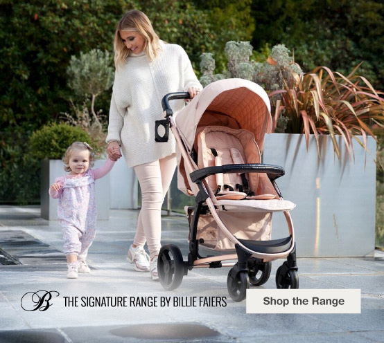 Billie Faiers Pushchairs