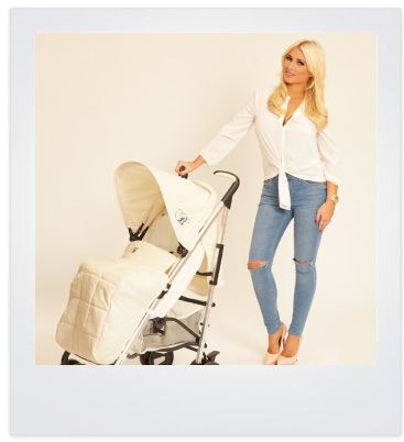 my babiie celebrity pushchair friends. Black Bedroom Furniture Sets. Home Design Ideas